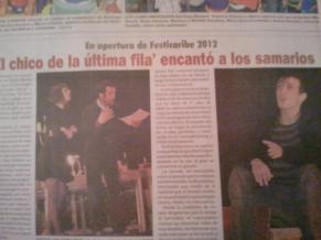 Festicaribe 2012