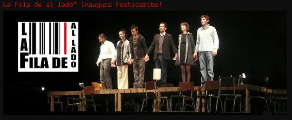 Inauguración Festicaribe 2012