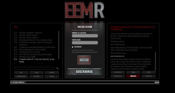 RADIO EMMR