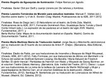 La Asociación de Directores de Escena de España entrega los Premios ADE PÁGINA2